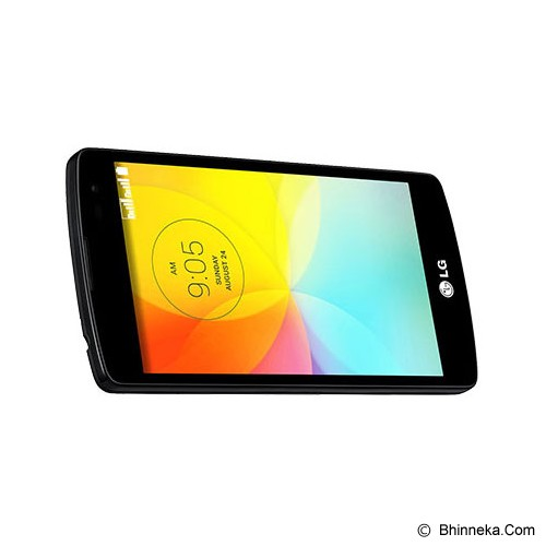 LG L Fino [D295] - Black - Smart Phone Android